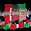 Thumbnail: Christmas in July Fundraising Pack - Large Men 6-11 & Women 9-12