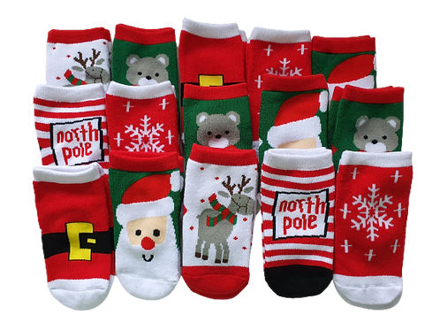 Christmas in July Fundraising Pack - Small Kids 13-3, 8-10yrs
