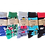 Thumbnail: Odd Sock Fundraising Pack - Extra Small Kids 9-12, 5-8yrs