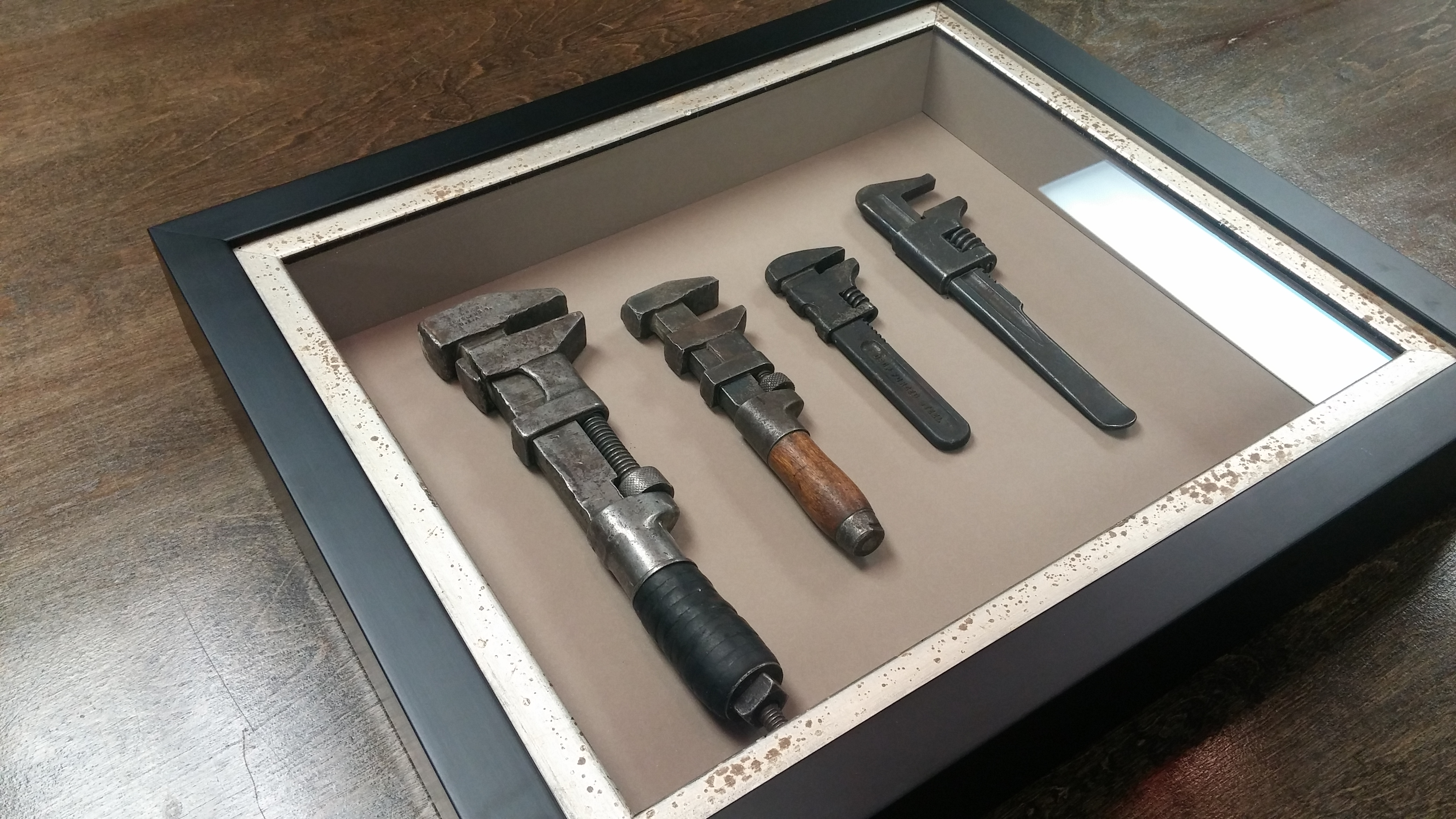Wrench Shadowbox