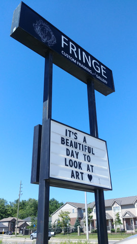 Everyday is a beautiful day to look at Art!