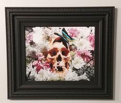 Stacked Ornate Frames