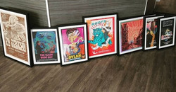 Tour Poster Collection