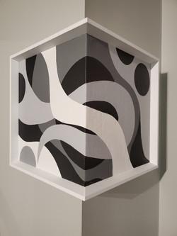 Corner Frame by Nicole Schultz