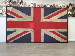 Authentic WWII Flag
