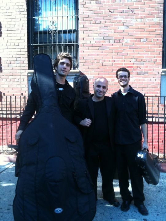 with Asaf Yuria and Yonatan Levi