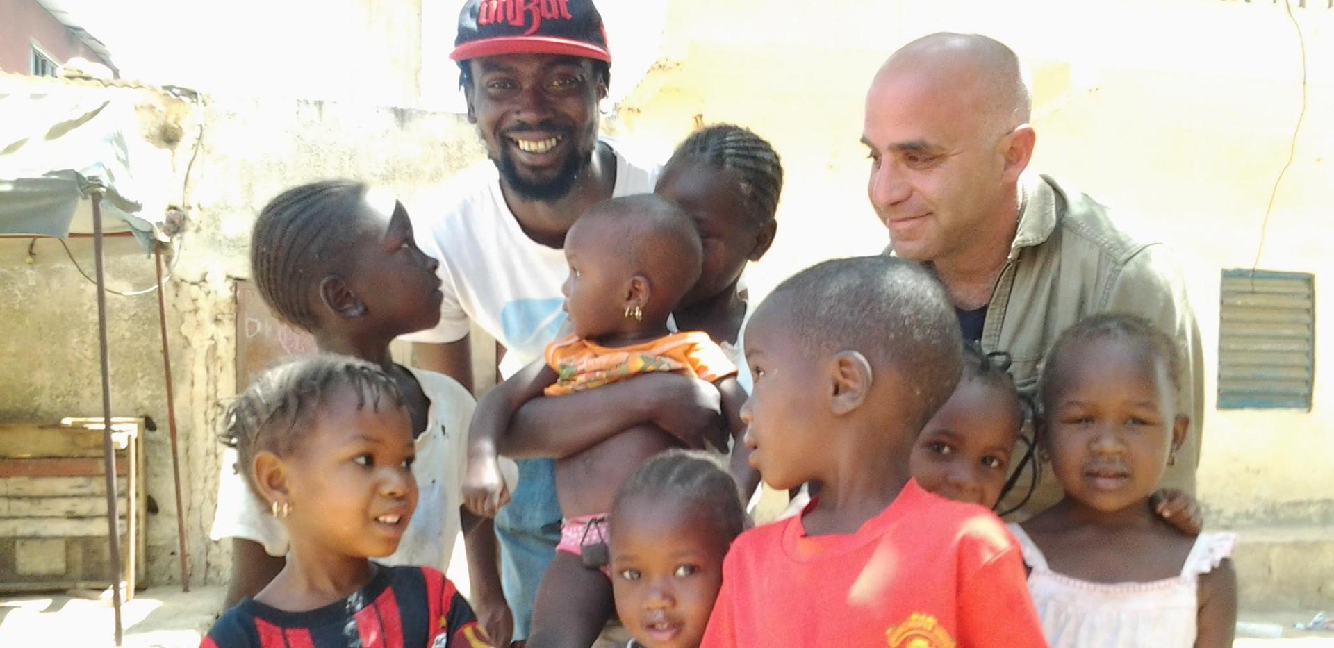 Ofer in Senegal