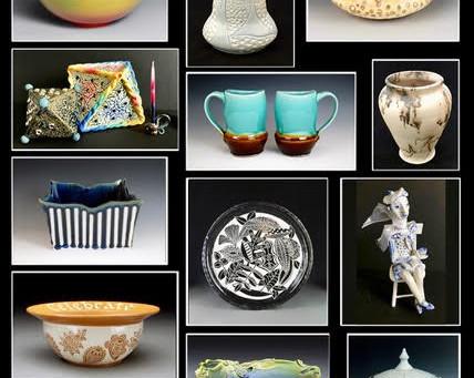 Pop-up Ceramics Show @ Space 900