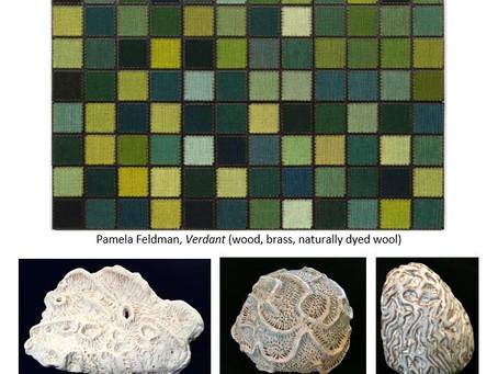 Organic / Inorganic - works by Pamela Feldman and Judy Solomon @ Space900