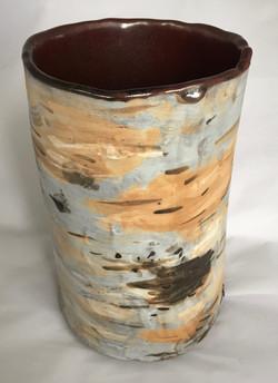 Birch Bark Vase 2