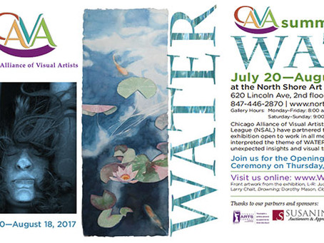 CAVA Water Show