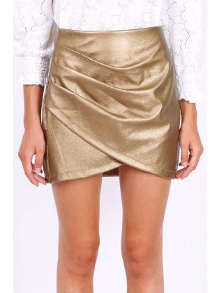 jupe bronze SEASON