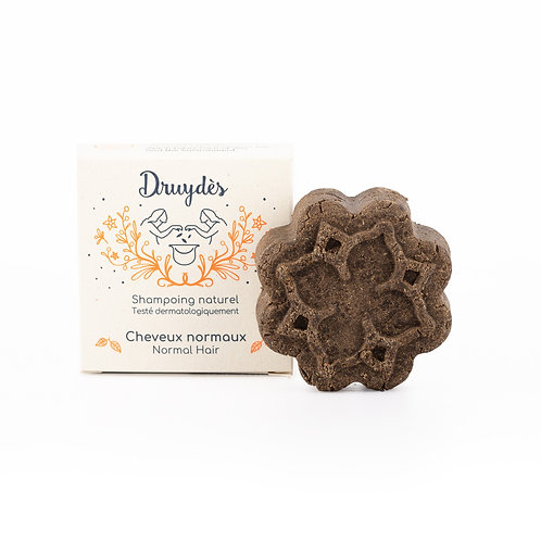 shampoing solide cheveux normaux DRUYDES