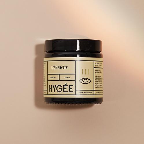 poudre d'énergie HYGEE