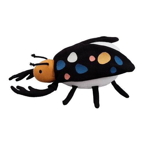 Peluche scarabée FABELAB