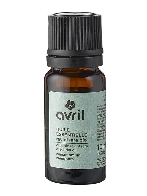huile essentielle de ravintsara bio AVRIL