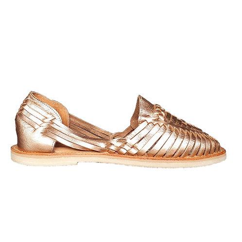 chaussure alegre or rose MAPACHE