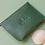 Thumbnail: portefeuille paimpol végétal & rose ATELIER DIMANCHE