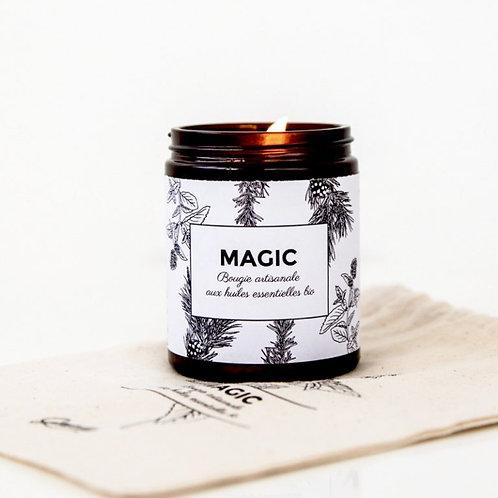 bougie magic GREENMA