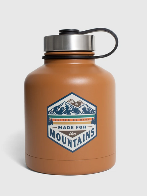 gourde large made for the mountains UNITED BY BLUE
