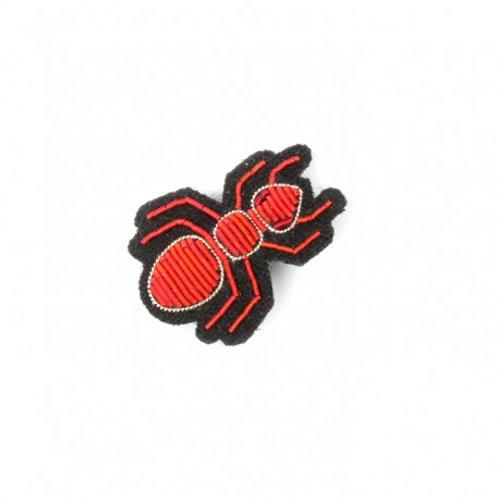 broche fourmi rouge MACON & LESQUOY