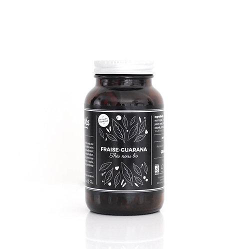 thé noir fraise guarana GREENMA