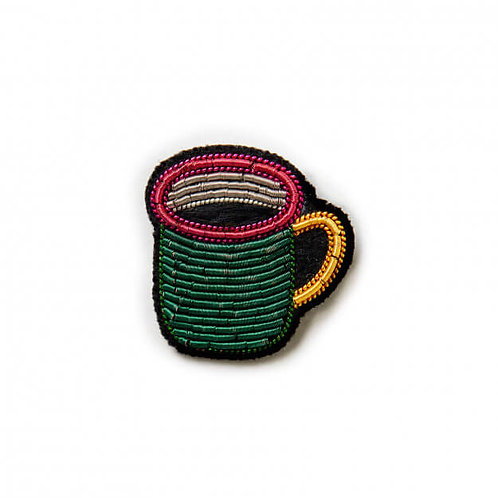 broche mug MACON & LESQUOY