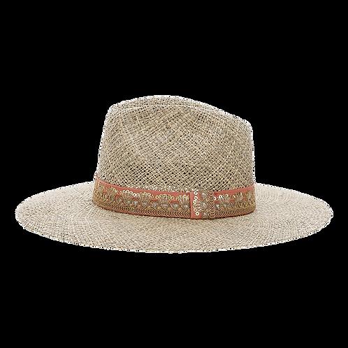 sombrero corail MARADJI