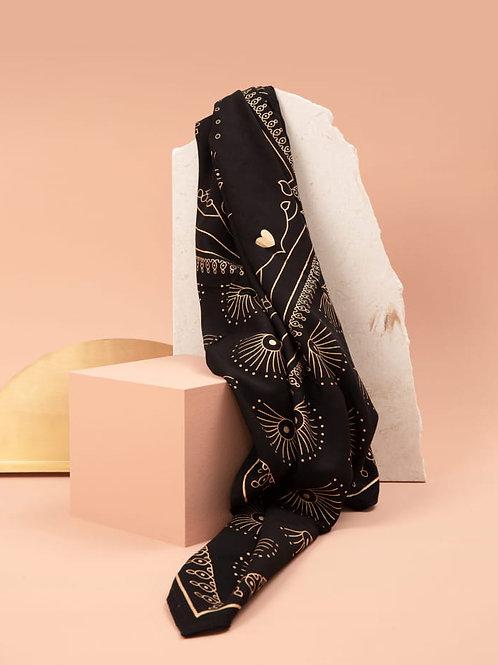 foulard anna black MARADJI