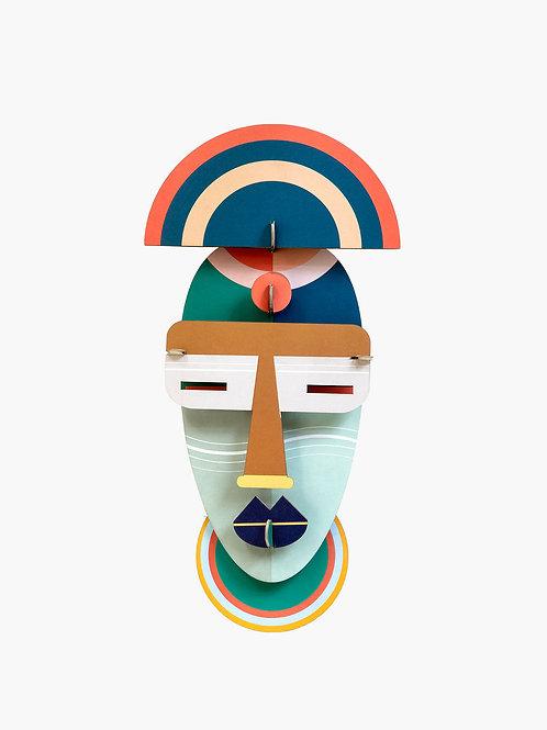 décoration murale masque brooklyn STUDIO ROOF