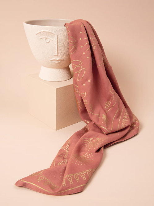 foulard anna poudré MARADJI