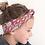 "Thumbnail: foulard latika ""coeur"" bois de rose APACHES"