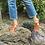 Thumbnail: chaussures palo alto tabac MAPACHE