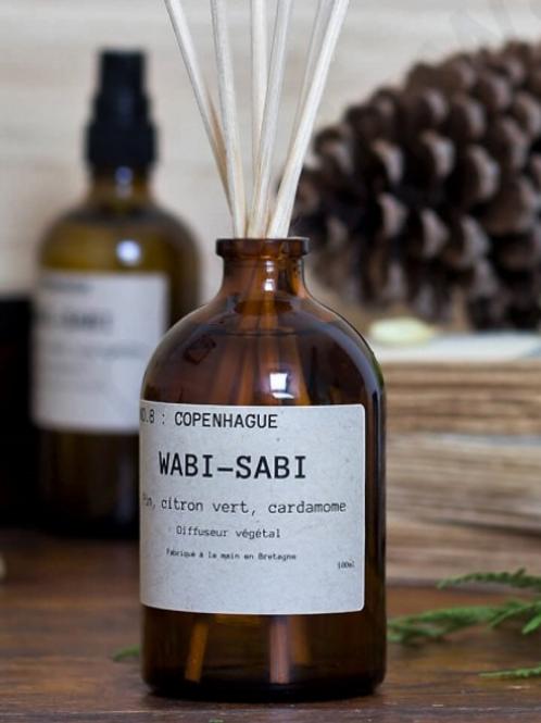 diffuseur végétal Copenhage WABI SABI