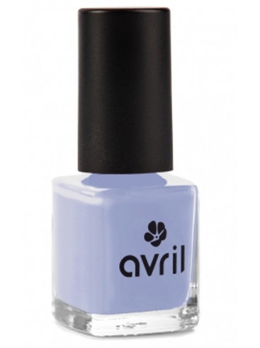 vernis bleu layette AVRIL