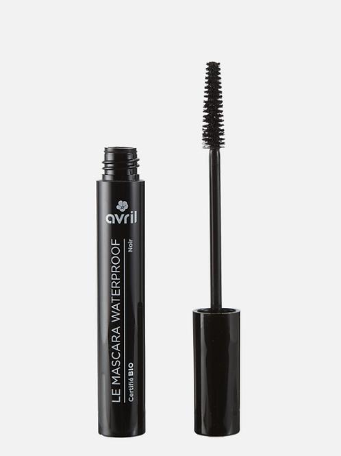 mascara noir waterproof bio AVRIL