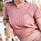 Thumbnail: tee shirt marlowe bois de rose MUSE & MARLOWE