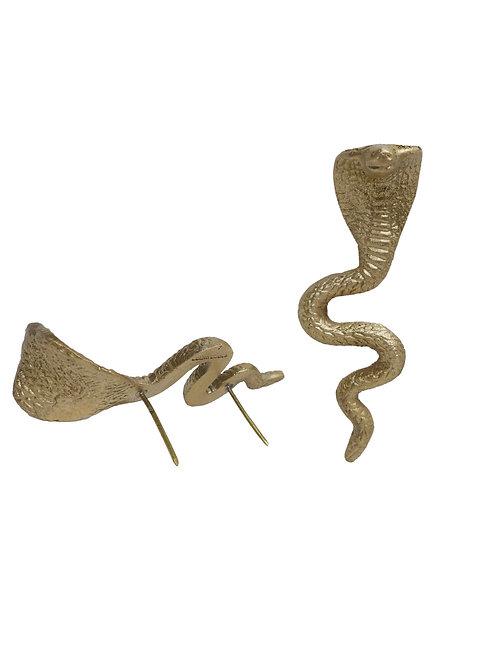 pin's à bougie serpent DOING GOODS