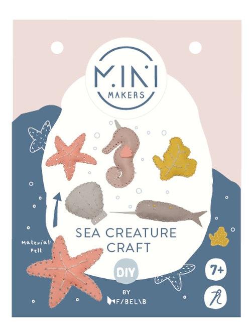 kit créatures des mers FABELAB