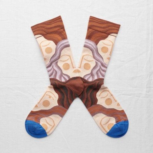 chaussettes dormeuse BONNE MAISON