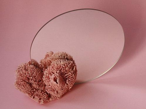 miroir vanity rosa MATERIA MINIMA