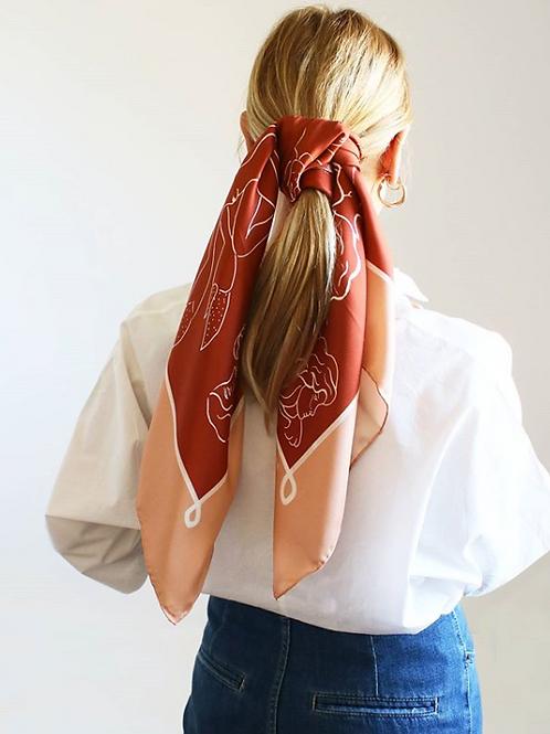 foulard zodiak SOIE MEME
