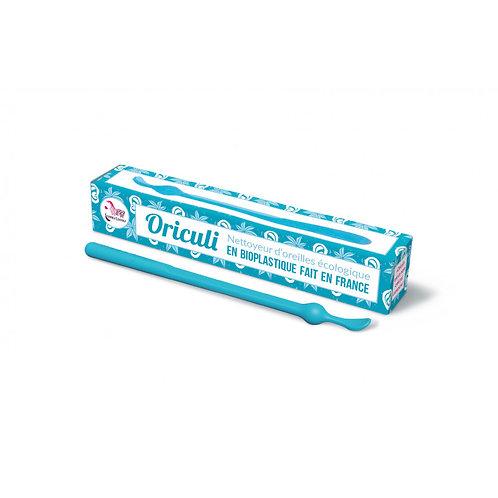 oriculi en bioplastique bleu LAMAZUNA
