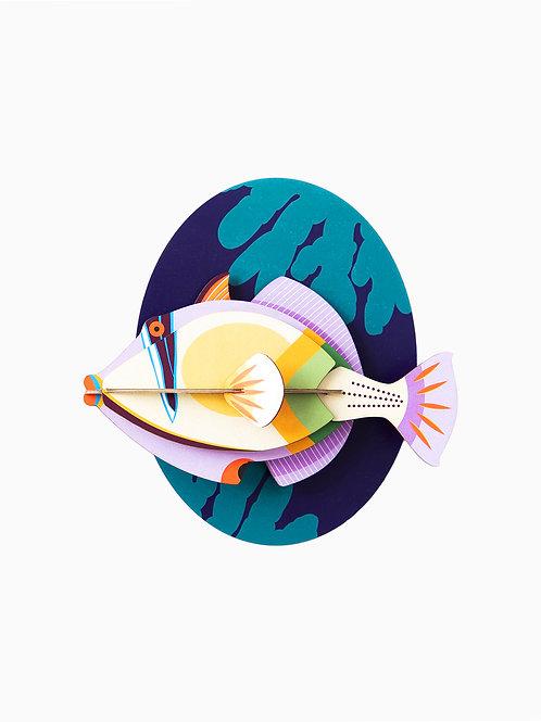 décoration murale fish STUDIO ROOF
