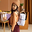 Thumbnail: Sac à dos petit lavande STICKY LEMON