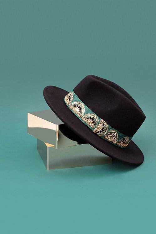 chapeau jim noir MARADJI