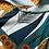 Thumbnail: foulard lost girafe SOIE MEME