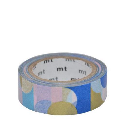 masking tape demi cercle MT