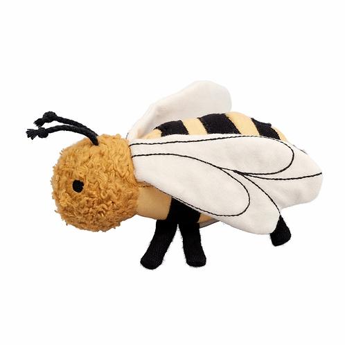 Peluche abeille FABELAB