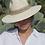 Thumbnail: chapeau rosalie écru MARADJI